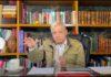 AMLO y los libros de su biblioteca