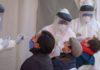 Avance de la pandemia en México, 25 de enero