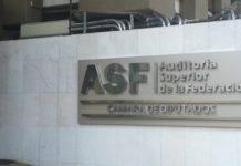 Sitio de ASF no permite ingresar a informe