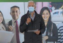 Del Mazo busca cuidar salud y recuperación económica