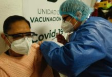 Vacunados llegan a un millón en México