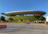 Hallan bolsas con restos humanos en Estadio Chivas