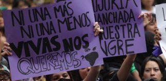 Crecen agresiones contra mujeres en México