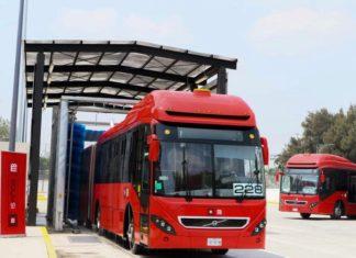 Nueva línea del Metrobús en 2022