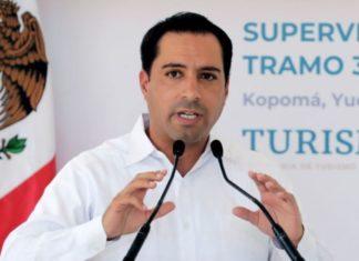Mauricio Vila se suma a acuerdo democrático