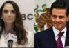 Lupita Jones defiende reforma energética de EPN
