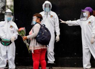 Avance de la pandemia en México, este 01 de marzo